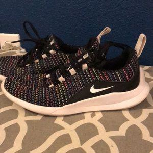 Girls Nike athletic shoes